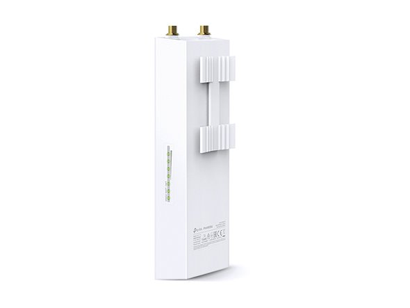 TP-LINK WBS510 5GHz N300 Outdoor Base Station, Qualcomm, 27dBm, 2T2R, 2 External RP-SMA Antenna Interfaces