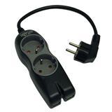 TrippLite PROTECT IT!® Series TLP2USBF Prepäťová ochrana- 2xFR,2x USB/nabíjačka/