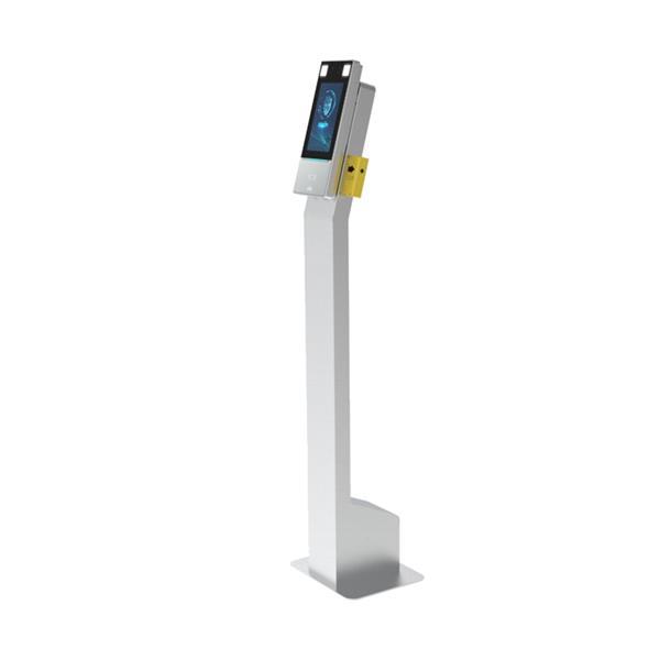 """UNIVIEW Terminál, 7""""display s meraním teploty na zápästí,FullHD kamera,presnosť mer. 0,5°C,rozpoznáv tvárí (10.000)"""