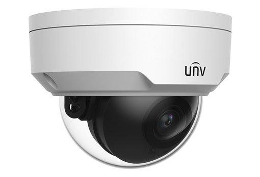 Vonkajšia IP kamera, rozlíšenie 1920 × 1080 (FullHD), až 30 sn / s, H.265, obj. 2,8 mm (112,9 °), PoE, IR 30m, WDR 120dB