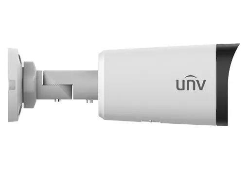 Vonkajšia IP kamera, rozlíšenie 2688 × 1520 (4 Mpix), až 30 sn / s, H.265, obj. Motorzoom 2,8-12 mm (102,79-30,86 °), Po