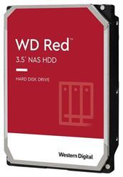 "WD Red 3,5"" HDD 4TB NAS 5400RPM 256MB SATA III 6Gb/s"