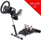 Wheel Stand Pro DELUXE V2, stojan na volant a pedály pre Logitech G25/G27/G29/G920