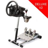 Wheel Stand Pro DELUXE V2, stojan na volant a pedály pre Thrustmaster T150,T300 , TX,T500, Log. G29