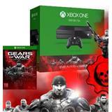 XBOX ONE herná konzola 500GB + Gears of War Ultimate Edition