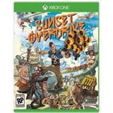 XBOX ONE hra - Sunset Overdrive