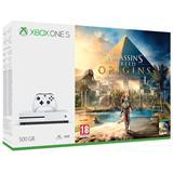 XBOX ONE S 1TB Assassin's Creed: Origins a Rainbow Six: Siege