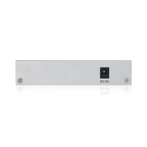 Zyxel GS1200-5, 5 Port Gigabit webmanaged Switch