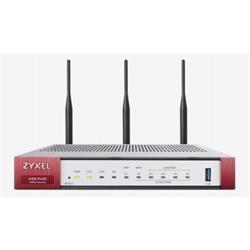 Zyxel USG Flex 100W, Firewall 10/100/1000,1*WAN, 1*SFP, 4*LAN/DMZ ports, 1*USB, 802.11a/b/g/n/ac with 1 Yr UTM Bundle